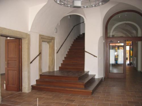 Muzeum loutek - rekonstrukce, Plzeň