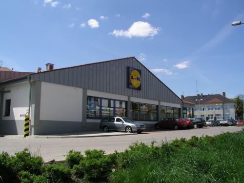 Lidl, Plzeň- Doudlevecká