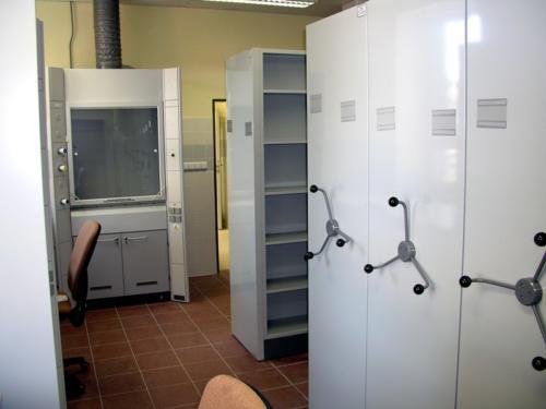 Archiv Knihovny, Plzeň
